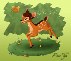 Bambi by Claire [©2010]