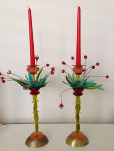 Orna Lalo candlestick holders