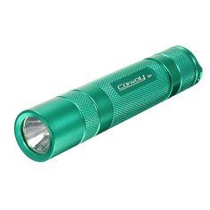 Convoy S2+ Green XM-L2 7135*8 3/5Modes EDC LED Flashlight 18650