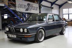 BMW 528i (E12) #BMWstories