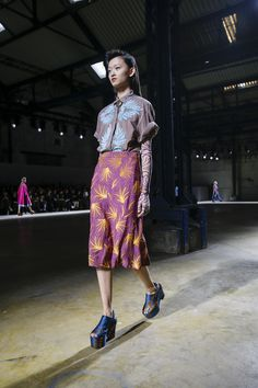 A detailed look at the latest collection from Dries Van Noten