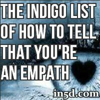 Empaths are the soul of the planet. We love, love, love, and harbor guilt for situations out of our control.