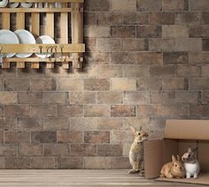 """Discount Glass Tile Store - Chicago Brick Series - State Street 4"""" x 8"""" Brick Porcelain $6.98 sq.ft  (Sold By Case), $51.09 (http://www.discountglasstilestore.com/chicago-brick-series-state-street-4-x-8-brick-porcelain-6-98-sq-ft-sold-by-case/)"""
