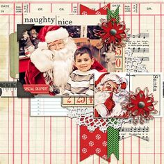 """""""Non"""" by Mary, as seen in the Club CK Idea Galleries. #scrapbook #scrapbooking #creatingkeepsakes"""