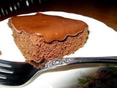 Microwave Brownies Recipe #19337 from CDKitchen.com