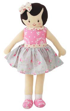 Violet Doll - Misty Rose (45cm)   Alimrose Designs