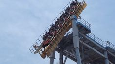 Taiwan's Gravity Max – Quite possibly the scariest roller coaster in the world