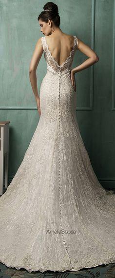 Amelia Sposa 2014 Wedding Collection via Heart Over Heels