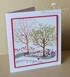 SYLVIA'S STAMPIN' PASSION : A SALE-A-BRATION SHELTERING TREE