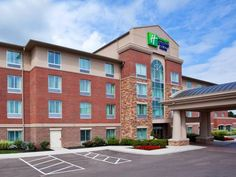 Mason Oh Holiday Inn Express Hotel Suites Cincinnati United States North America Stop At
