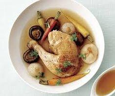 Pot Roasted Chicken