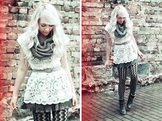 I'm only gonna let you kill me once. (by Kerti P.) http://lookbook.nu/look/1621507-I-m-only-gonna-let-you-kill-me-once