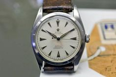 Watches Ideas Found: The Rolex Sir Edmund Hillary Wore To The Peak Of Mount Everest (Live Pics & Details) Discovred by : Todd Snyder Vintage Rolex, Vintage Watches, Luxury Watches, Rolex Watches, Dream Watches, Sport Watches, Used Rolex, Rolex Explorer, Rolex Oyster Perpetual