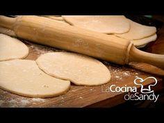 Masa para empanadas Argentinas - Recetas caseras con pollo en recetas argentinas - YouTube