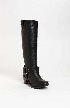 Frye 'Carmen' Harness Tall Boot available at #Nordstrom