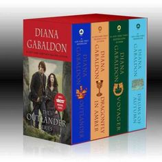 OutLander: Outlander / Dragonfly in Amber / Voyager / Drums of Autumn