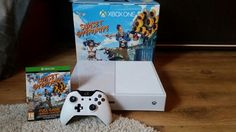 Sunset overdrive White Xbox ONE!  Beautifull