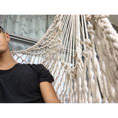 - #hammock #hammocklife #views #toronto #chill #vibes w @angels__eyes #saturday #saturdaze #saturgay by @chiu_on_this