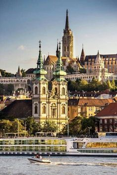 Budapest, capital city of Hungary