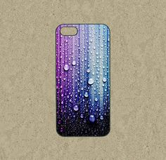 unique iphone 5c case,iphone 5c cases,iphone 5s case,cool iphone 5c case,iphone 5c over,iphone 5 case--colorful water drops,for girls,in plastic by Ministyle360, $14.99