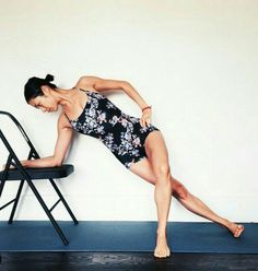 1000 images about yoga chair on pinterest chair yoga for Chaise yoga iyengar