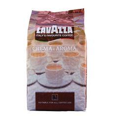 Lavazza Crema & Aroma koffiebonen                                 Lavazza Crema & Aroma coffee beans  Koffie Kaffee Caffé Cafe Coffee