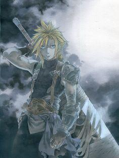 Cloud, Final Fantasy VII   #FFVII