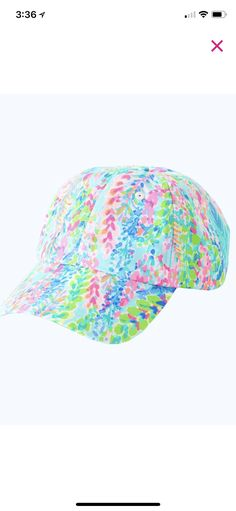 """1b8c4a052d1 Run Around Hat- """"Catch the Wave"""". Caressa Kinlaw · My Lilly Pulitzer  Collection"""