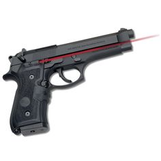 This Beretta 92/96 MILSPEC laser grip is a beautiful addition to any beloved Beretta. This laser grip is fully adjustable for windage and elevation and features a hard polymer, rubber overmold. Instin