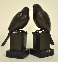 Francois Pompon Bird Sculpture, Animal Sculptures, Bugatti, Art Folder, Sculpting, Art Deco, Statue, Biscuit, Muse
