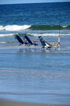 Fishing Tackle - sandbars and surf fishing Saltwater Fishing Gear, Fishing 101, Fishing Tackle Box, Surf Fishing, Fishing Life, Gone Fishing, Best Fishing, Fishing Boats, Fishing Trips