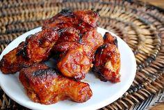 Honey BBQ Wings  recipe from AllRecipes