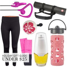 25 Fitness Gifts Under $25