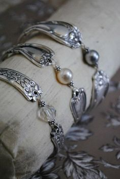 Silver Spoon Jewelry~ by Fuchs ❤️ from silverspoonjewelry.com