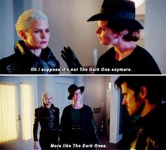 "Zelena, Hook and Emma - 5 * 8 ""Birth"""