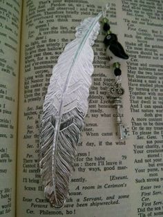 Beautiful Steampunk Penguin Bookmark  £4.00