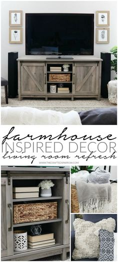 Better Homes And Gardens Living Room Pictures Decorated Walls Rooms 197 Best For The Home Images In 2019 Easy Farmhouse Inspired Decor Refresh