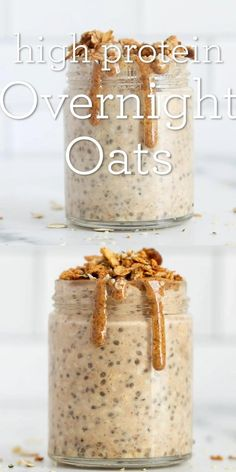 Healthy High Protein Meals, High Protein Vegan Recipes, Healthy Breakfast Recipes, Easy Healthy Recipes, Quick Easy Meals, Dinner Healthy, Snacks High In Protein, Easy Foods To Make, Healthy Gluten Free Snacks