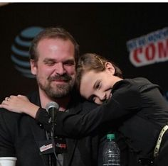 Hopper and Eleven