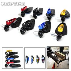 Motorcycle accessories rearview mirror mirrors for yamaha fz6 fazer fz6r fz8/xj6 diversion fz1 fazer mt-/fz-mt-09/sr/fz9 mt-07 1