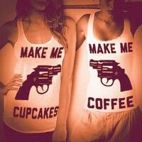 Cupcakes or coffe ¿