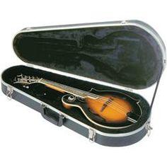 Musician's Gear Economy Mandolin Case for A and F Mandolins