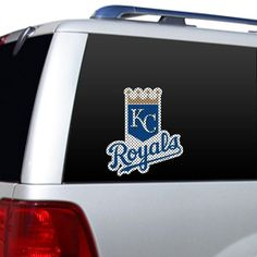 Kansas City Royals Large window Film