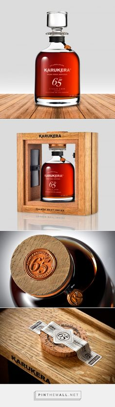 Packaging of the World is a package design inspiration archive showcasing the best, most interesting and creative work worldwide. Tea Packaging, Beverage Packaging, Bottle Packaging, Brand Packaging, Packaging Design, Tequila, Vodka, Whiskey Label, Cigars And Whiskey