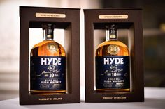 Hyde single malt sherry finish