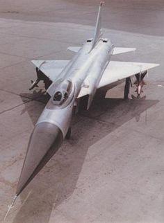 Sukhoi Su-15 Flagon.
