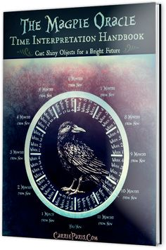 Free PDF Booklet: The Magpie Oracle Time Interpretation Handbook