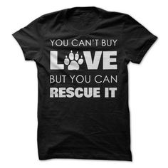 You can't buy love but you can rescue it.