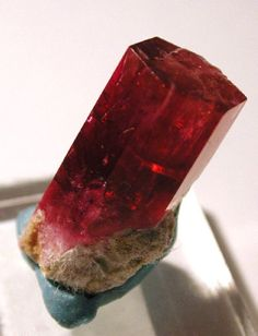 Red Beryl from RED BERYL MINE Utah