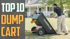 Hello Viewers, in this video we share with you, ✅DUMP CART: Top 10 Best Dump Cart For Lawn Tractor - - Visit here for learn more information. Technology Gifts, Latest Technology, Tech News Today, Tech Gifts For Men, Single Cup Coffee Maker, Pergola Pictures, I Gen, Outdoor Garden Furniture, Pergola Designs